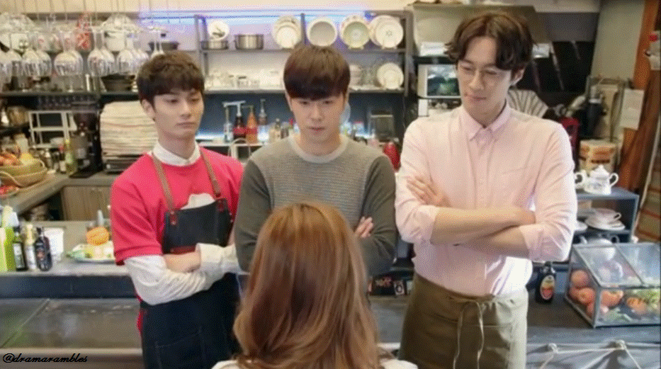 I Order You (Episode 2) Recap~ (5/6)