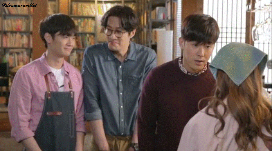 I Order You (Episode 3) Recap~ (5/6)