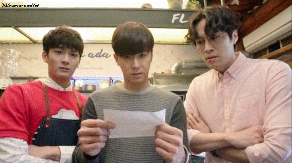 I Order You (Episode 2) Recap~ (6/6)