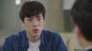 concerned songjoo