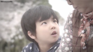 baby shunichi is so cute