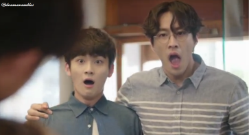 can biryong open his mouth any wider wow