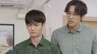 hyung! are you okay