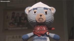 I am a scary bear! Fear me!!
