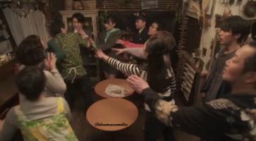 i just noticed shunichi's face lol
