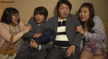 shunichi face is priceless