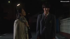 that is an interesting expression minami okaasan