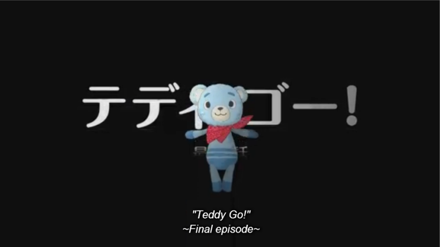 Teddy Go! Episode 4 (Finale) Recap!