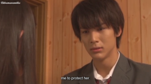 and you want to protect her