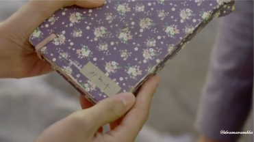 eomma's notebook