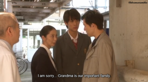 he kind of has no right to just take grandma