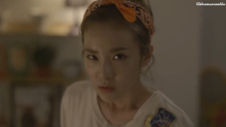 not a happy woori