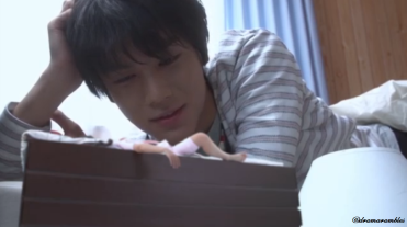 can i have a personal shunichi please