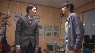 showdown in which Shunichi acts dumb