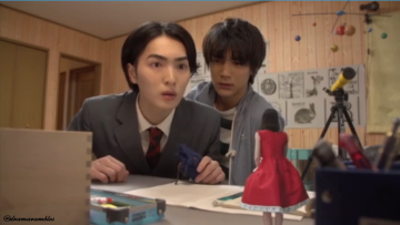 shunichi is like please we were having a moment