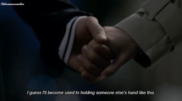 can I hold his hand too