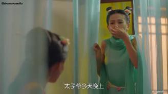 even crown princess' poop