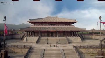 stunning palace shot