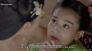 lu li is so beautiful