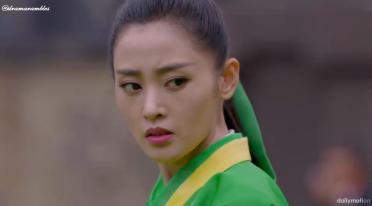 you glare at him real good Peng Peng