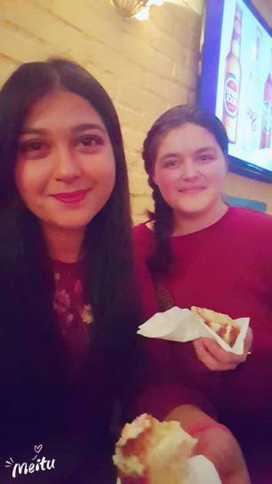 Society Charity event with Seema ♥
