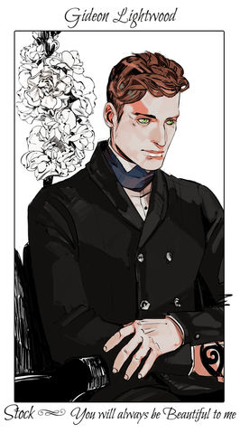 gideon lightwood