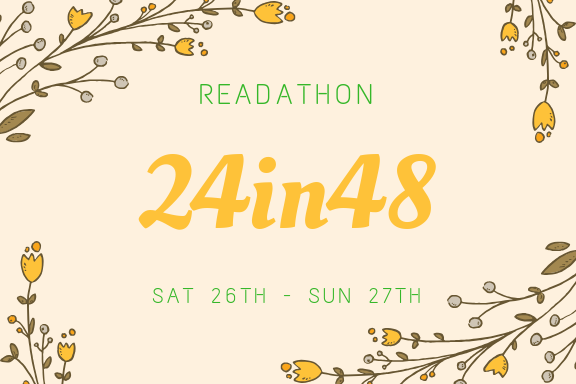 24in48 Readathon ||Wrap Up ⏱