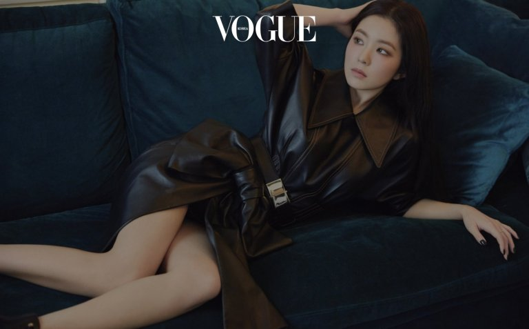 Irene x Vogue Korea || 22.03.2019