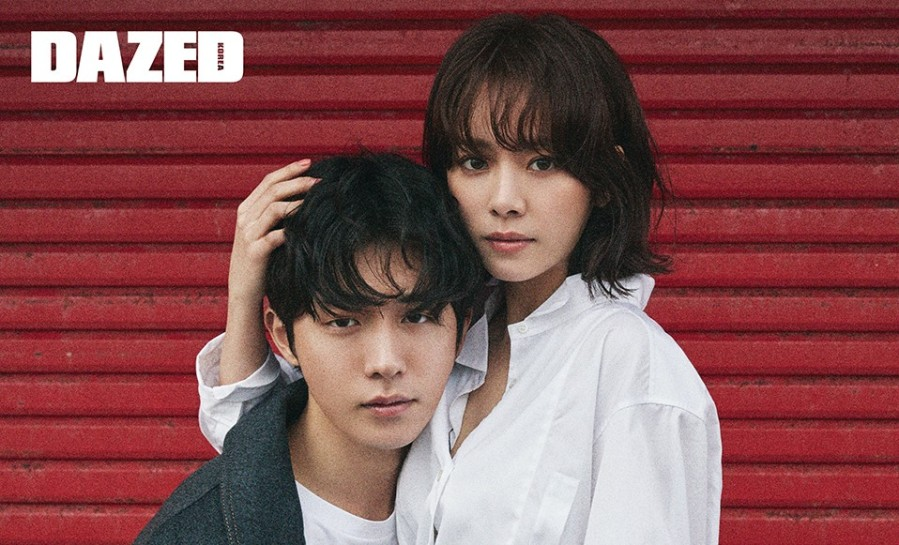 Jimin + JooHyuk x DazedKorea ||20.02.2019