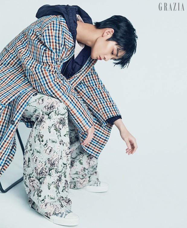 jinyoung grazia 1