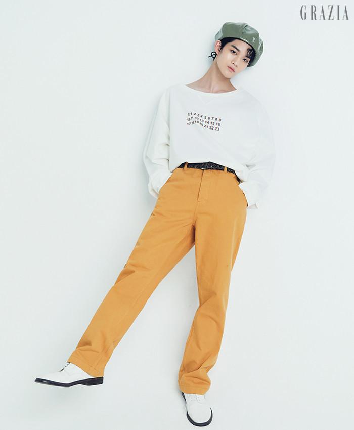 jinyoung grazia 2