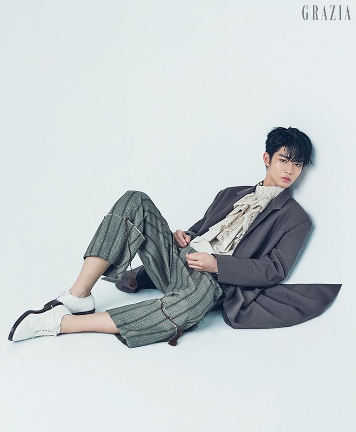 jinyoung grazia 4