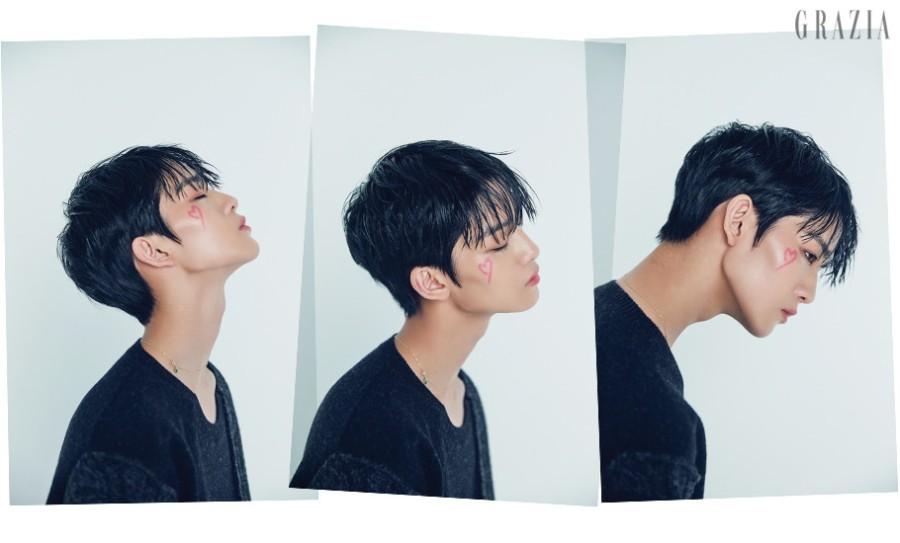 Bae JinYoung x Grazia ||07.03.2019