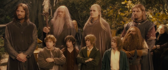 fellowship lotr
