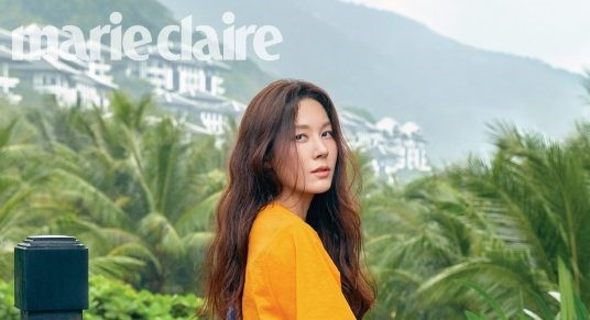 Kim HaNeul x Marie Claire || May2019