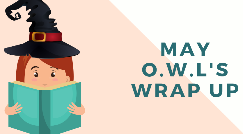 What I Read In May || Wrap Up 2019