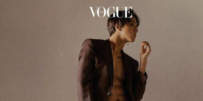 Ravi x Vogue Korea ||02.04.2019