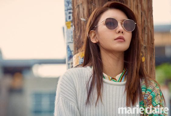 SooYoung x Marie Claire || May2019