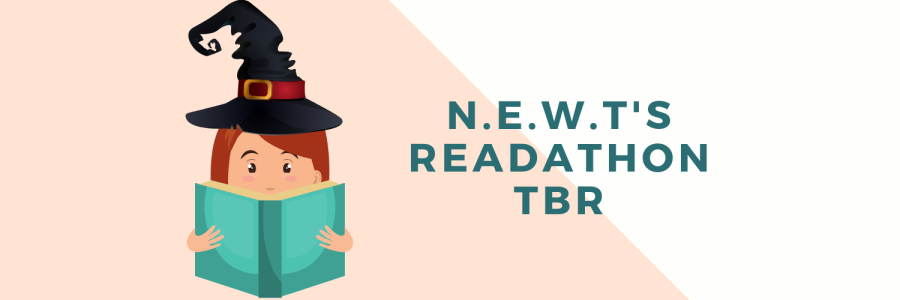 N.E.W.Ts || Magical ReadAthon || August '19