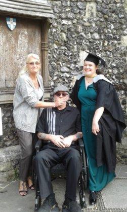 graduation fam