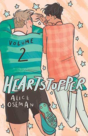 heartstopper vol 2 cover