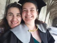 me and kylie graduation