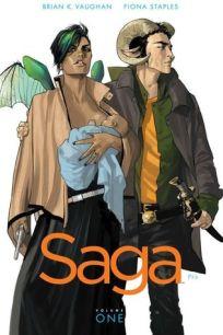 saga vol 1 cover