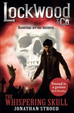 the whispering skull book cover