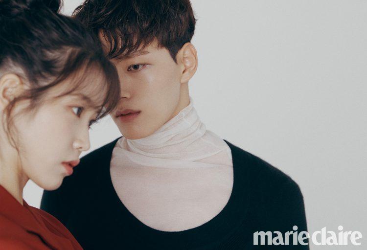 IU & Yeo JinGoo x Marie Claire || August2019