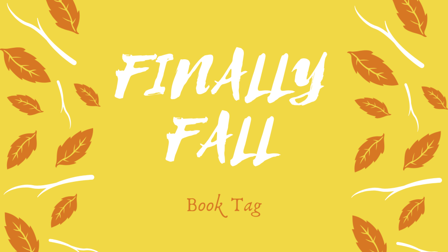 Finally Fall 🍂 Book Tag