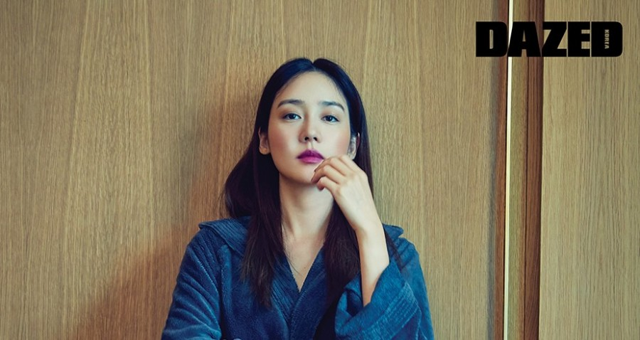 Sung Yuri x Dazed Korea || Now And Then