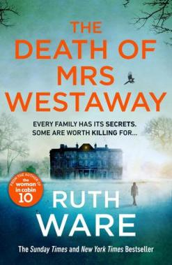 the death of mrs westaway cover