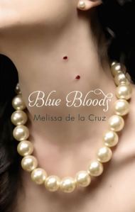blue bloods book cover
