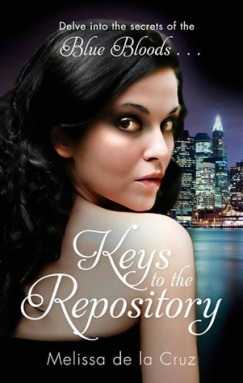 keys to the repository cover